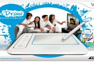 uDraw Tablet Peripheral Unveiled for Wii