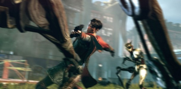 Ninja Theory states Capcom is to blame for Devil May Cry's Drastic Changes, not them.