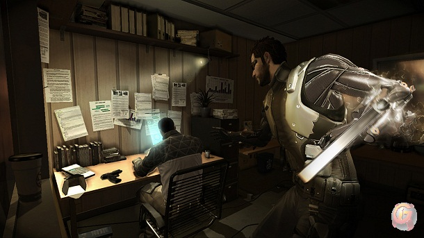 So that new Deus Ex game is an iOS exclusive