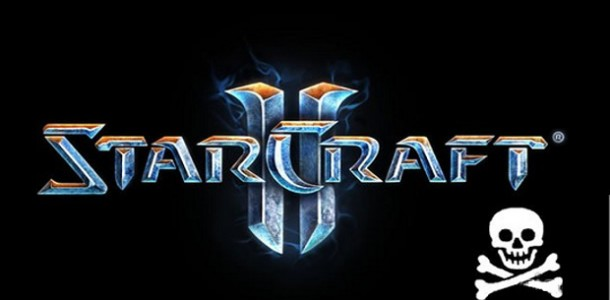 StarCraft II Pirated 2.3 Million Times