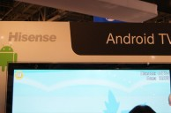 Hisense Android TV! Running on Froyo