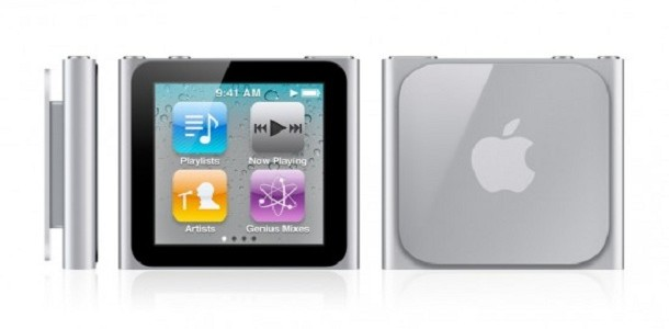 iPod Nano 7th Gen May Feature Camera