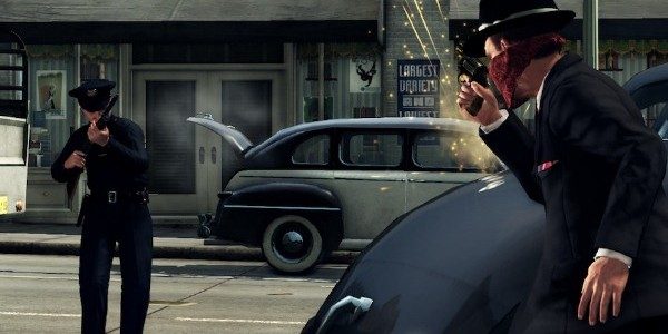 LA Noire and other games slashed at Amazon for Today Only
