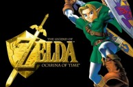 Legend of Zelda: Ocarina of Time gameplay footage recorded from a 3DS