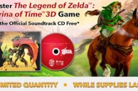 Nintendo offers the Legend of Zelda: Ocarina of Time OST for the series' 25th Anniversary