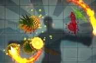 Fruit Ninja Kinect and Frenzy for Facebook