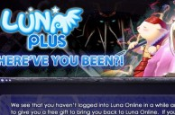 Did you quit Luna Online? Go back and get a free mount.