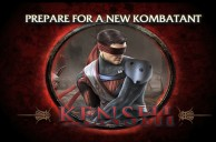 Mortal Kombat Kenshi Character Vignette