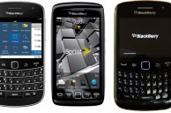 Blackberry News: Curve 9360, Torch 9850 and Bold 9930