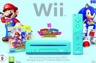 Mario & Sonic Wii Bundle Comes to Europe is Aqua Blue
