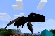 Notch shows off a new mob, the Enderdragon