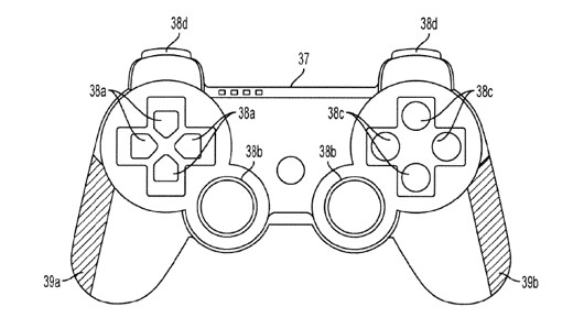 Sony Patents &#8220;Biometric&#8221; Controllers
