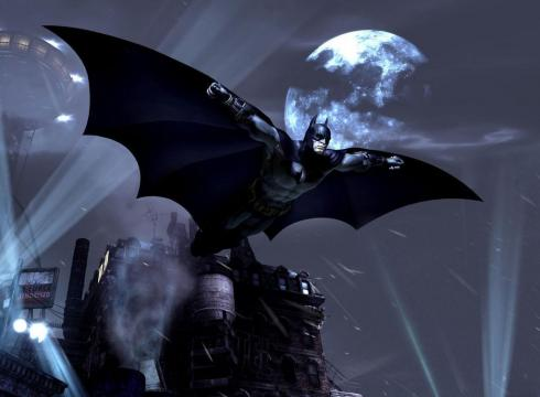 Batman-soars-in-Arkham-City-game-9GG4F37-x-large