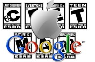 Google and Apple will not be using ESRB for mobile game ratings