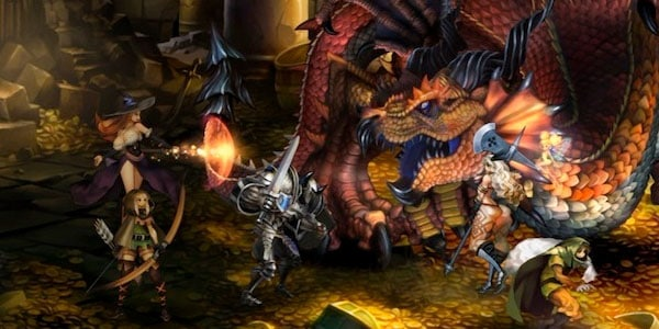 Dragon's Crown Is Not Cancelled