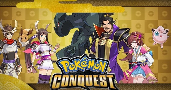 Pokemon & Nobunaga's Ambition Crossover Headed to America