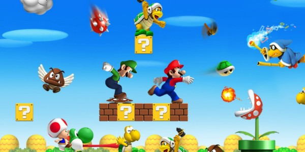 Wii U Super Mario Game to be Unveiled at E3