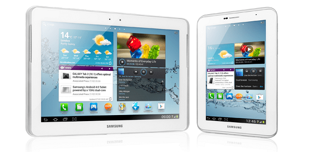 Samsung Galaxy Tab 2