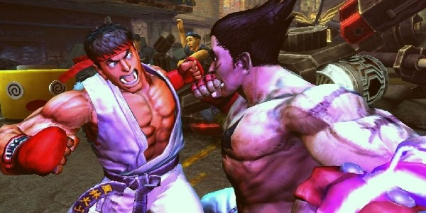 Capcom blames poor sales of Street Fighter X Tekken on crowded market