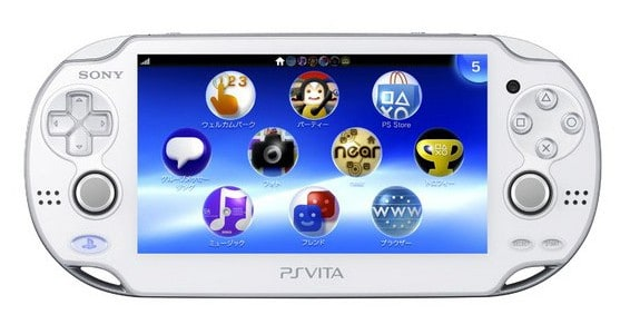 Sony releasing white & Hatsune Miku themed PS Vita systems in Japan