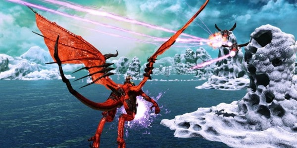 Crimson Dragon demo released on XBLA, then mysteriously taken down