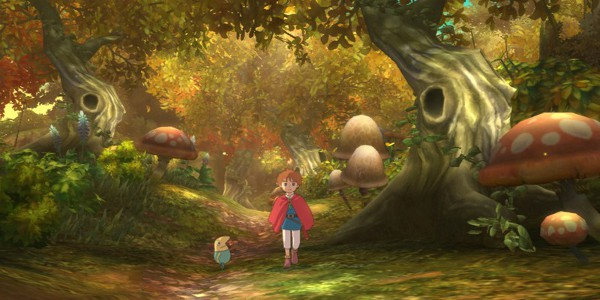 E3 2012: Ni No Kuni: Wrath of the White Witch hands-on