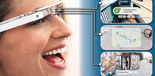 Google&#8217;s Glasses Look into the Future With Nifty Features