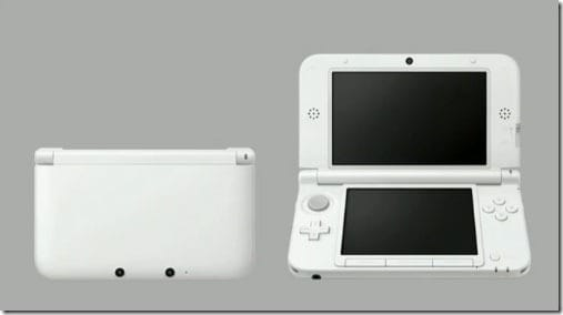 So here&#8217;s that 3DS redesign you&#8217;ve all been waiting for. (updated with US release info)