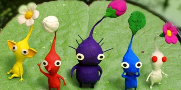 E3 2012: Pikmin 3 announced for Wii U