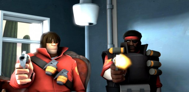 Almost Humpday Bump: Pulp Fortress 2 Edition