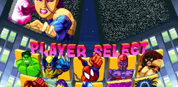 MvC1 and Marvel Superheroes headed to consoles this Fall as Marvel vs. Capcom Origins