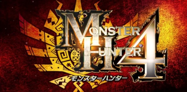 new Monster Hunter 4 trailer, hits 3DS Spring 2013