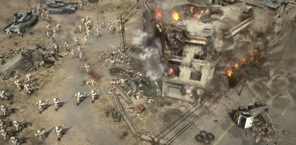 Next Free to Play Command and Conquer Will be Running Frostbite 2