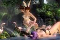 BOOBIES: Dead or Alive 5 headed to Vita with extra features, Kasumi coming to Ninja Gaiden 3 as free Wii U DLC