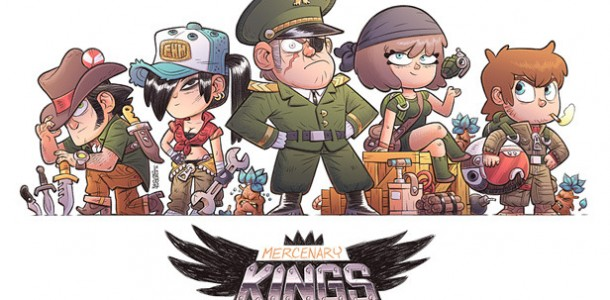 Games Worth Kickstarting: Mercenary Kings