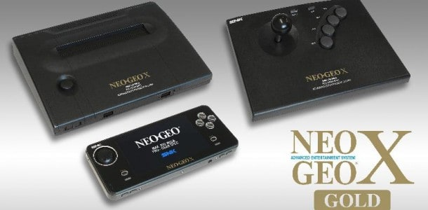 New handheld plays Neo Geo games, has a Neo Geo price