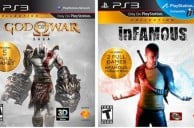 Playstation Collections offer God of War, Infamous bundles at bargain price