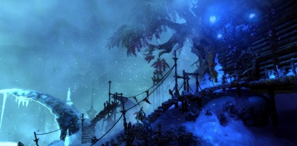 Trine 2 looks awesome, way better than Super Mario Brothers