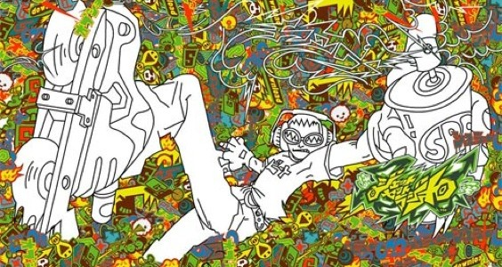 Jet Set Radio (HD port) review