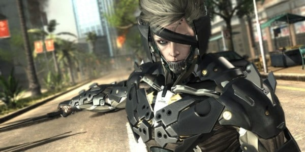 Metal Gear Rising: Revengeance is PS3 exclusive in Japan