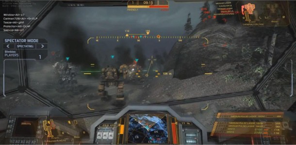 Mechwarrior Online Heads into Open Beta Next Week