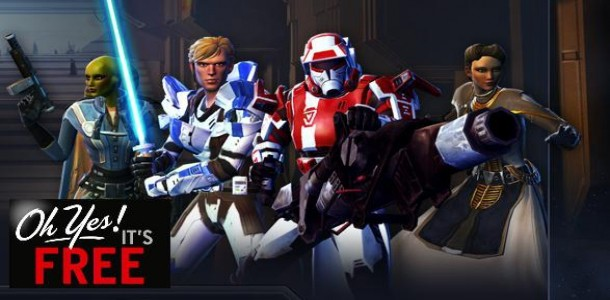 SWTOR Unveils Their New Free to Play System