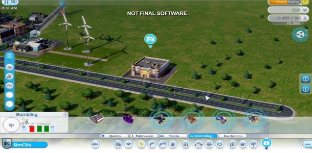 EA's SimCity Reboot Looks Like One Big Balancing Act