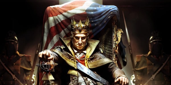 "Ubisoft announces ""The Tyranny of King Washington,"" Assassins' Creed 3′s first DLC expansion"