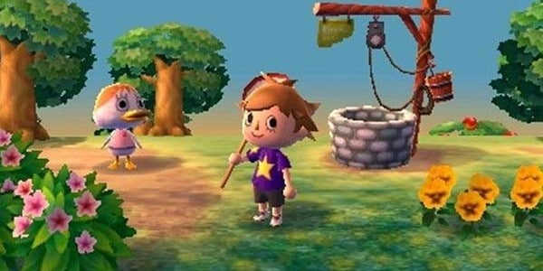 Nintendo's Japanese livestream gives us new details about 3DS Animal Crossing