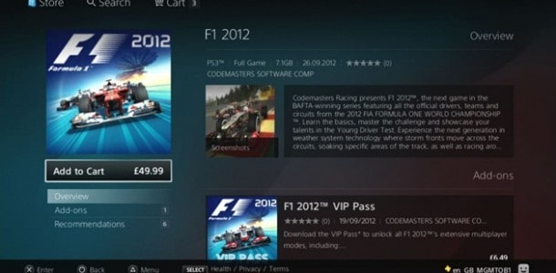 Sony prepping revamped look for the Playstation Store