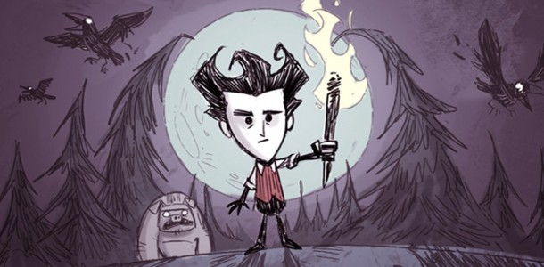 Don't Starve: Ten Hours Played on a Game I've Never Heard of Before
