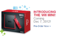 "[Update] ""Wii Mini"" redesigned console leaked by Best Buy, hits stores next week"