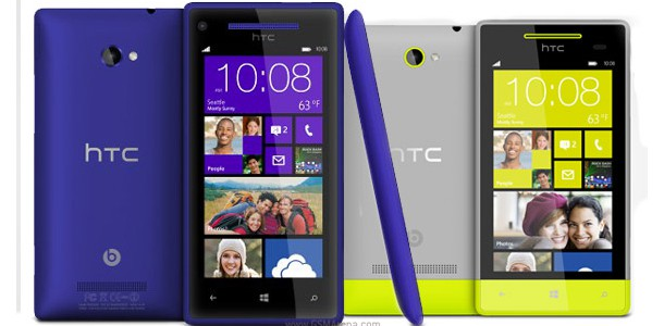It's Official: HTC Windows Phone 8S Won't Arrive In The US