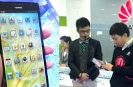 Huawei's 6.1 Inch Ascend Mate Phablet Gets Shown Off Ahead Of CES
